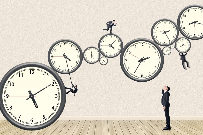 Easy tips to manage your time better 542 Partners