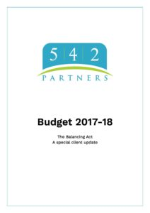 542 Budget 2017 18 pdf