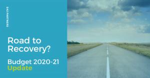 Budget 2020 21 Blog Tile
